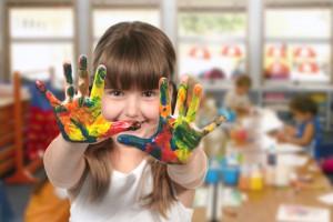 Как научить ребенка аккуратности