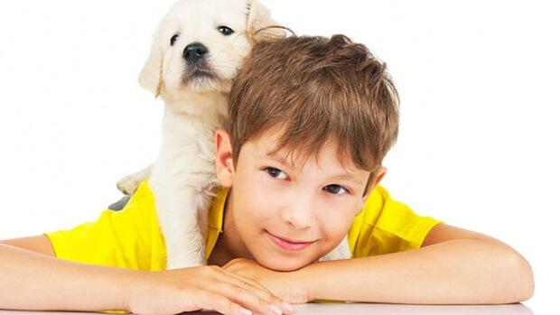Собаки защищают детей от развития тревожного расстройства