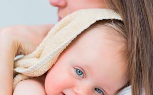 Как подружить малыша с водичкой
