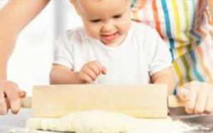 Как приготовить «игральное тесто»?