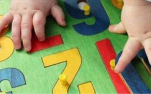 Буквы и цифры как элемент игры