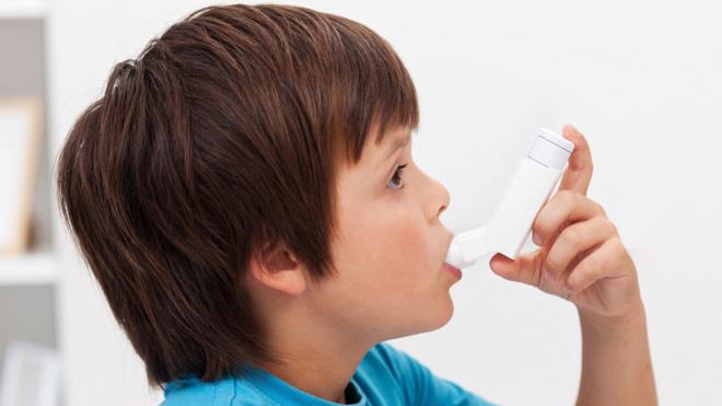 У половины детей ошибочно диагностируется астма