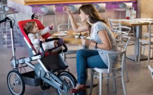 Здоровье ребёнка зависит от качества коляски