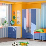 Создание гармонии и уюта в детской комнате