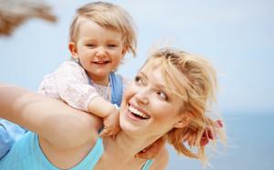 Женщины предпочитают рожать детей в весенние и летние месяцы