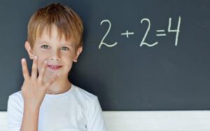 Девушки имеют более низкую самооценку в области математики, нежели парни