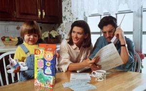 Детское творчество в семье