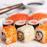 Суши. Секрет суши, завоевавших весь мир