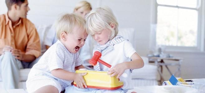 Ссоры между детьми — как избежать?