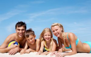 Стоит ли брать с собой детей на отдых