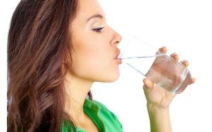 Польза воды для похудения