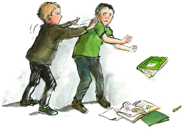 Каковы типичные особенности агрессивных детей?