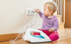 Безопасность активного малыша