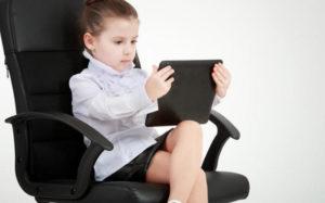 Как компьютер влияет на ребенка?