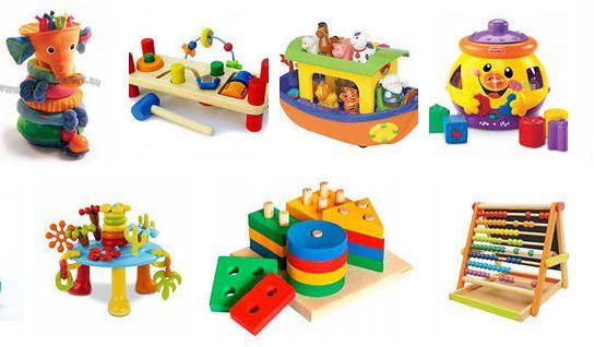 Развивающие игрушки для детей – это серьезно!