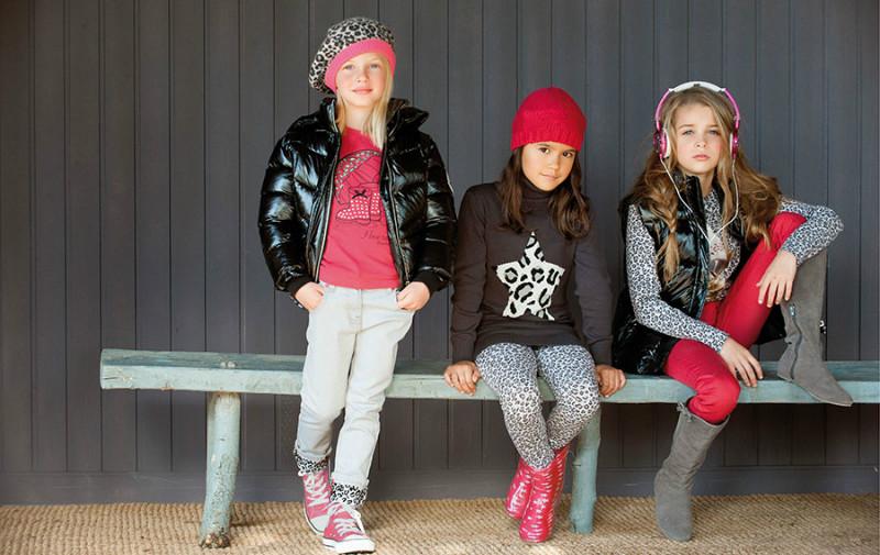 Выбор детской одежды в Интернете