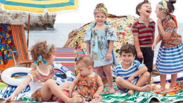 Критерии выбора летней детской одежды