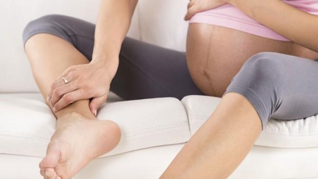 Во время беременности повышается риск возникновения варикоза