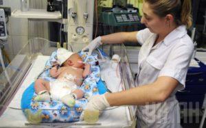 Недоношенные дети склонны к заболеваниям почек