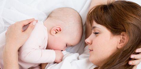 Советы по вскармливанию грудного ребенка