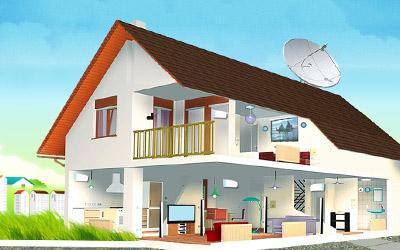 Умный дом. Как работает система умного дома?