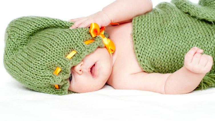 Как лечить насморк у грудничка?