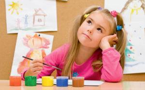 Поддержания таланта у своего ребенка