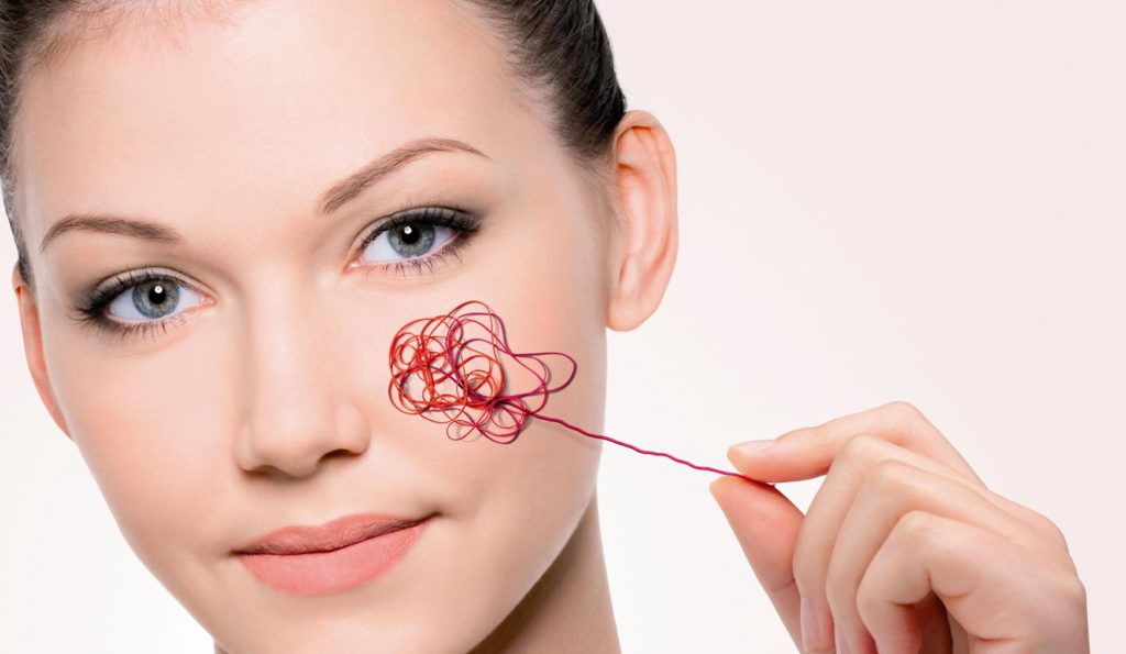 Эффективный уход за кожей лица в домашних условиях