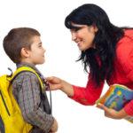 Собираем ребенка в школу