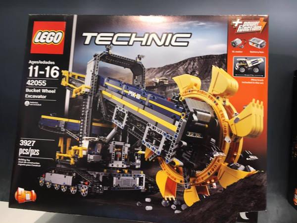 Лего Техник – конструктор для тех, кто повзрослее