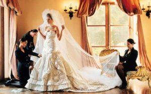 Советы по выборы свадебного салона