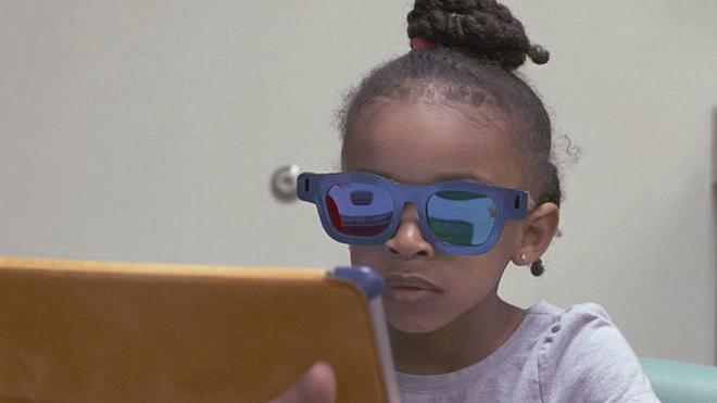 Специальная игра поможет устранить нарушения зрения у детей
