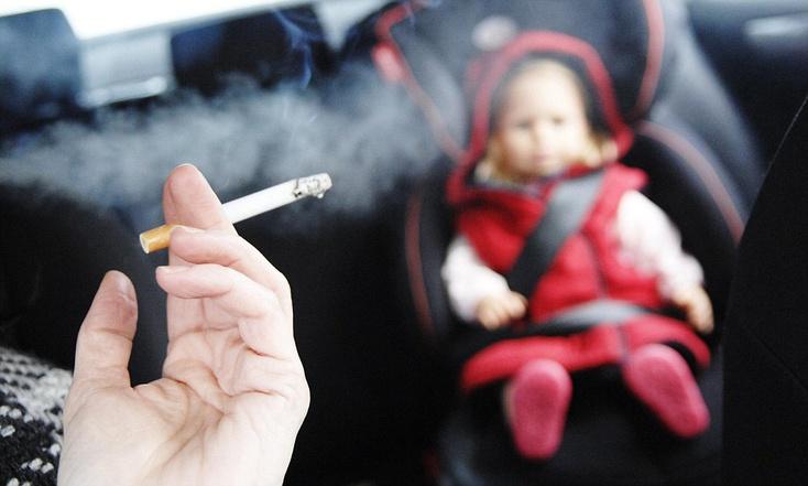 Ученые: из-за курения матери старость ребенка может наступить еще в утробе