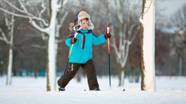 В какой спорт отдать ребенка? Лыжи как панацея