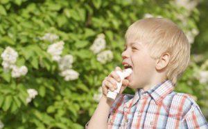 Ученые допускают, что полумиллиону детей астма диагностирована ошибочно