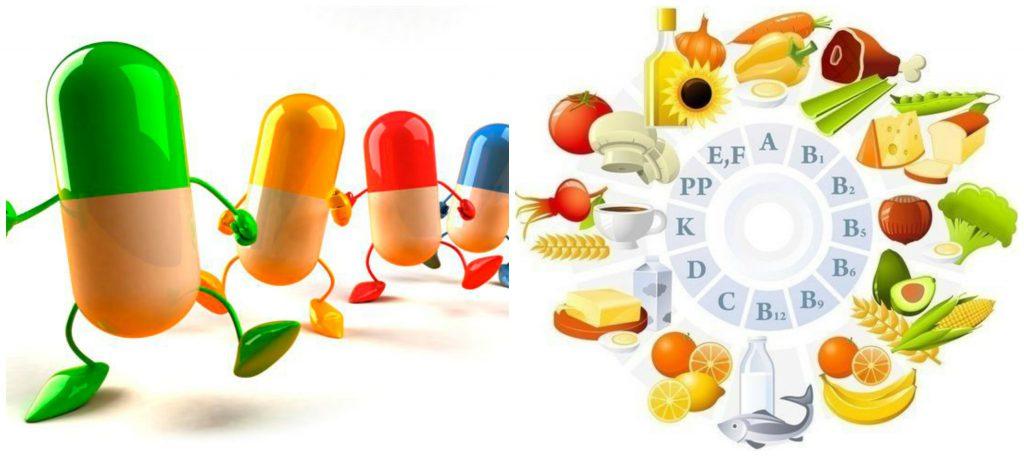 Нужно ли давать витамины ребенку?