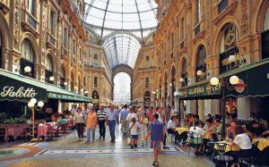 Милан: шоппинг и достопримечательности