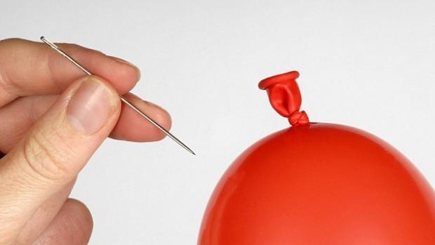 Воздушные шары могут быть опасны для детского слуха