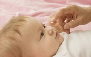Косметические средства для малышей