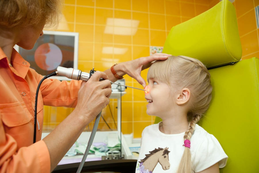 Аденоиды у детей, лечение