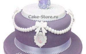 Красивые торты на заказ в Москве!