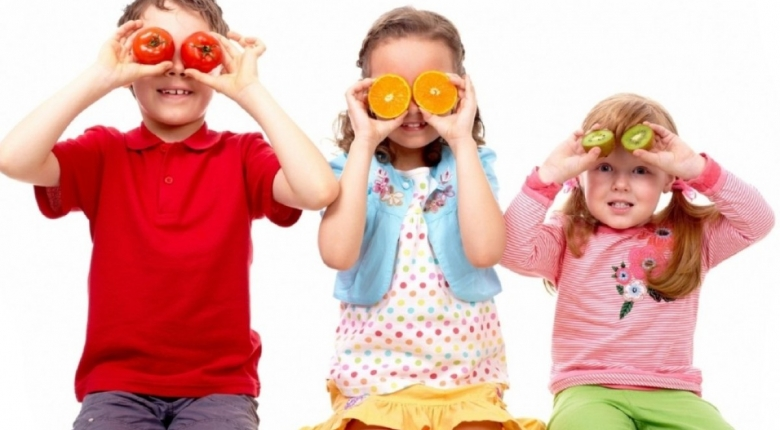 Правильное питание для детей. Как организовать?