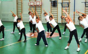 Польза ЛФК для школьников