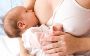 Грудное молоко может содержать диоксины