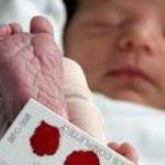 Скрининг новорождённого ребёнка