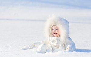 Как гулять с ребенком в мороз