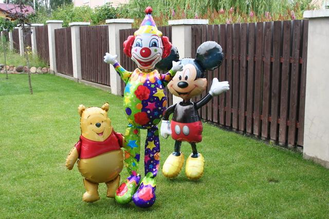 Украшение торжества воздушными шарами
