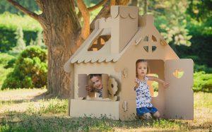 Малыш на даче: Идеи для обустройства детского уголка