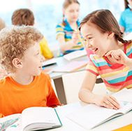 Развитие восприятия у детей
