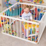 Детские манежи – безопасность ребенка и спокойствие мам